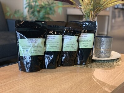 CBD Coffee 450 Mg