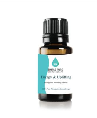 Energy and Uplifting Synergy Blend