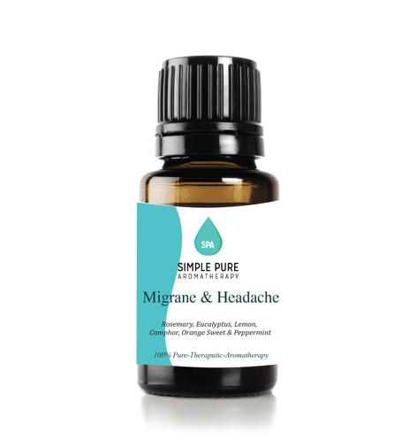 Migraine and Headache Synergy Blend
