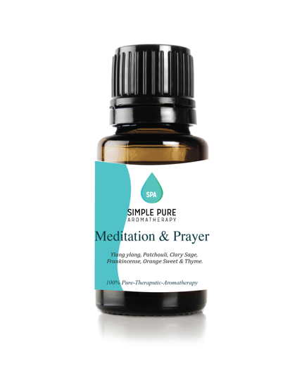 Meditation and Prayer Synergy Blend