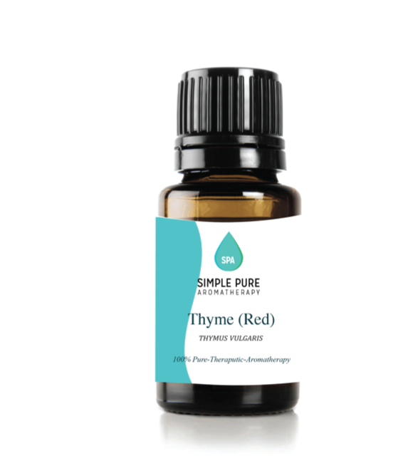 Thyme (red) Essential Oil