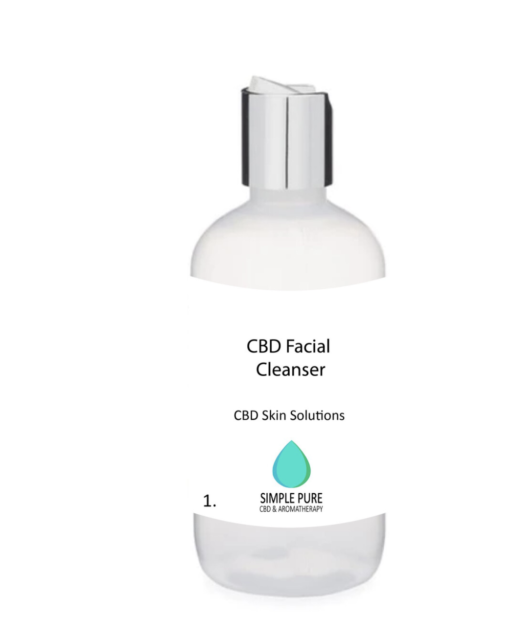 CBD Facial Cleanser 350 Mg