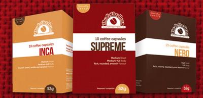 Inca: Coffee Capsules [Box of 10]