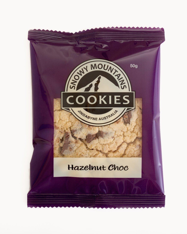 Snowy Hazelnut Cookies SW 16x50g