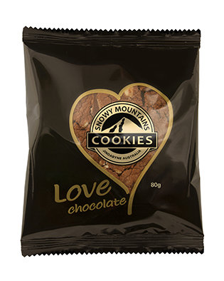 Snowy Love Chocolate Cookie SW GF 14x80g