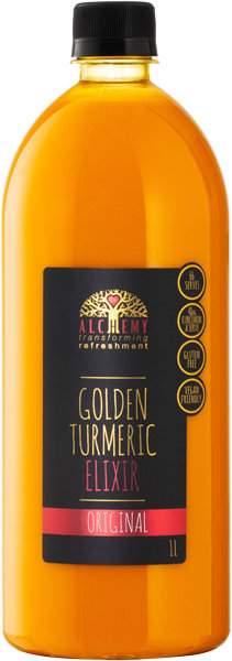 Golden Turmeric Elixir 1 Ltr