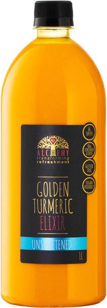 Golden Turmeric Elixir Unsweetned