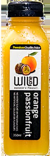 Wild One Orange Passionfruit Juice x 12