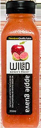 Wild One Apple Guava Juice x 12
