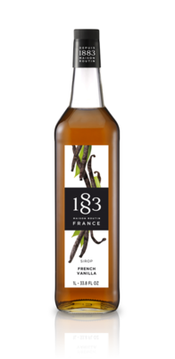 1883 French Vanilla Syrup