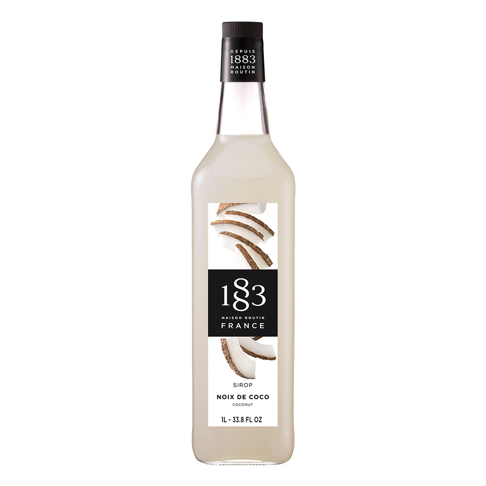 1883 Coconut Syrup