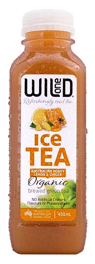 Organic Honey Lemon Ice Tea x 12