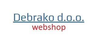 Debrako webshop