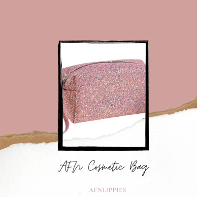 AFN Cosmetic Bag