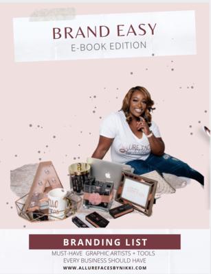 Branding & Packaging E- Book
