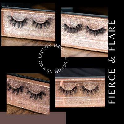 The Fierce & Flare Collection