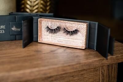 The Allure 8D Mink Eyelash Strip