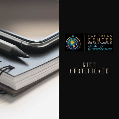 Business Enrichment Gift Certificate
