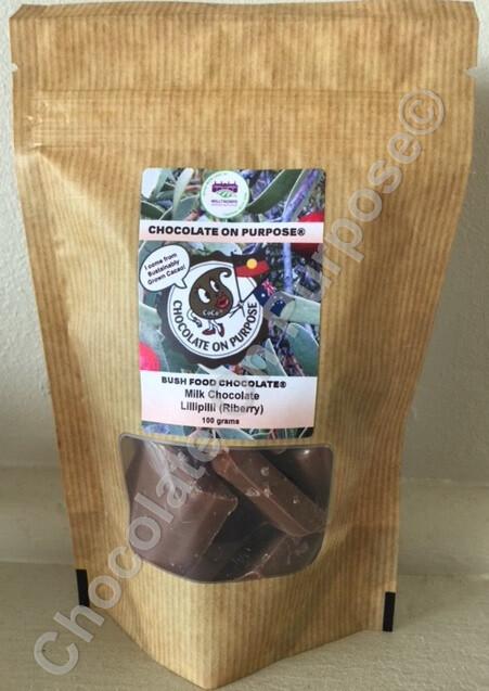 Milk Chocolate with Riberry (Daguba)