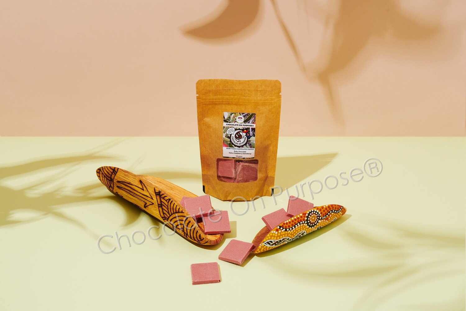Ruby Chocolate With Raspberry (Gamalang)