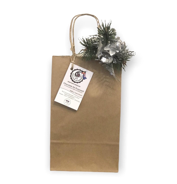 CHRISTMAS Chocolate Gift Bag