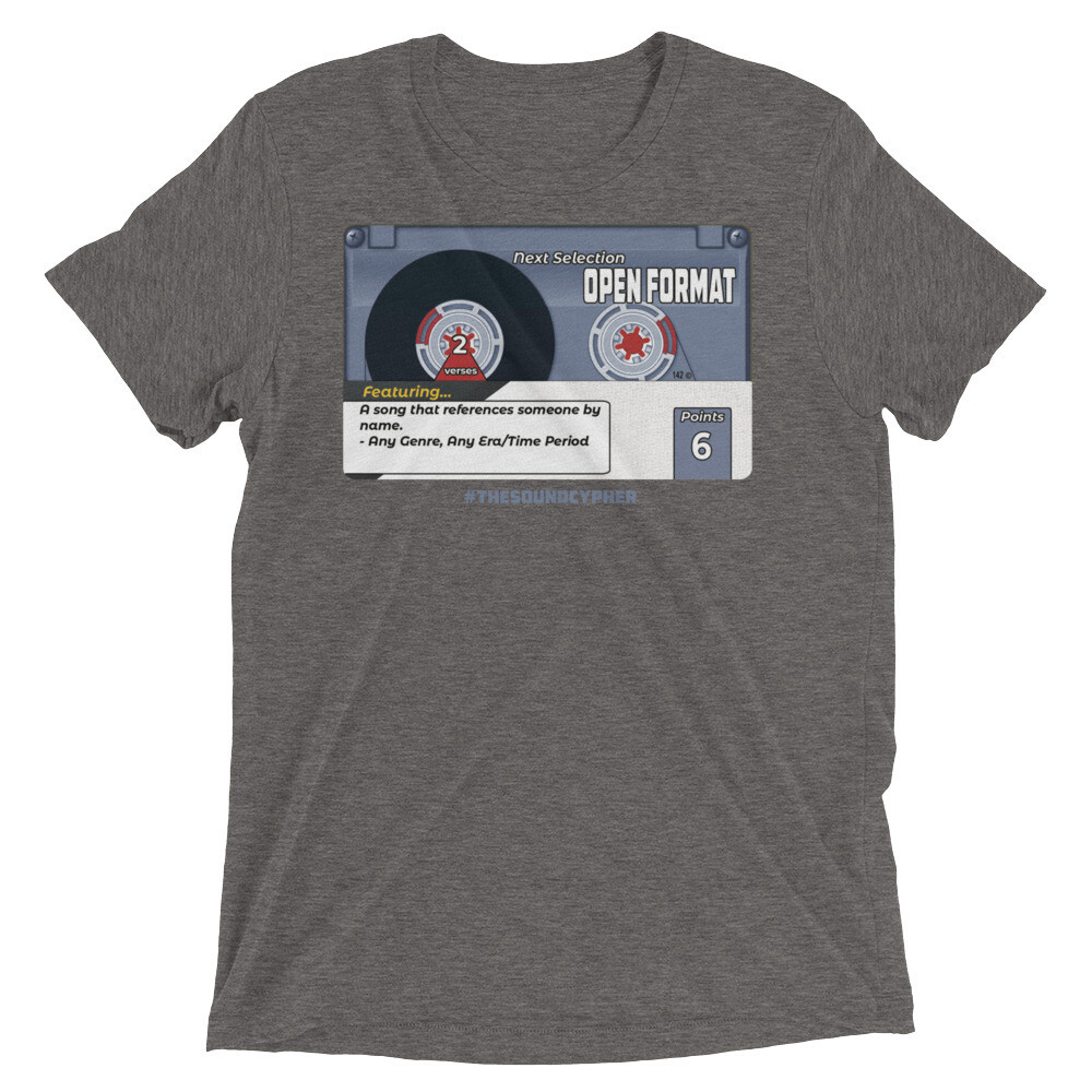 The Sound Cypher Open Format 142 - Shirt