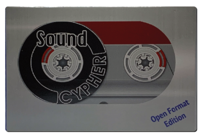 The Sound Cypher: Open Format Edition (Japan Only)