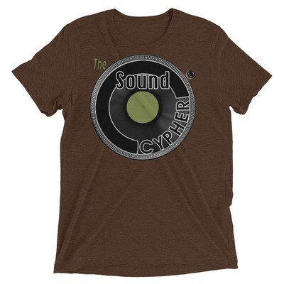 The Sound Cypher  Brown/Green
