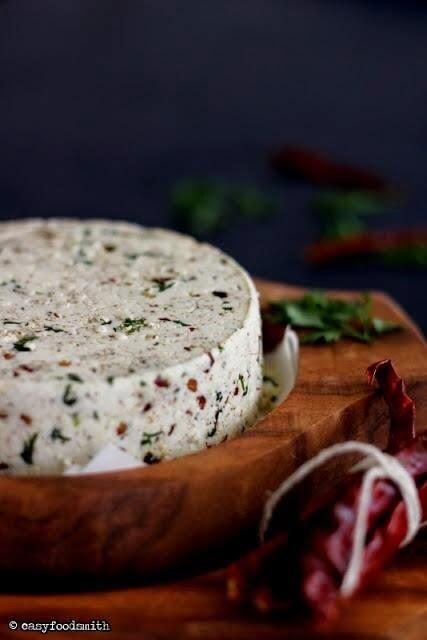 Chilli & Zeera Cottage Cheese - 200g