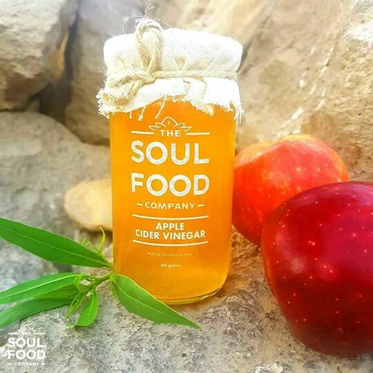 Organic Apple Cider Vinegar - 300g