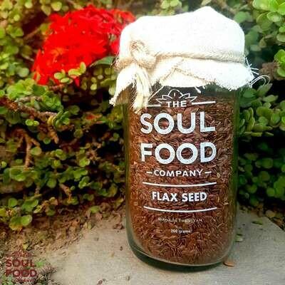 Organic Flax Seeds - 200g