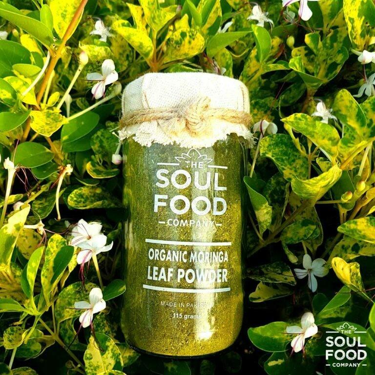 Organic Moringa Leaf Powder - 115g