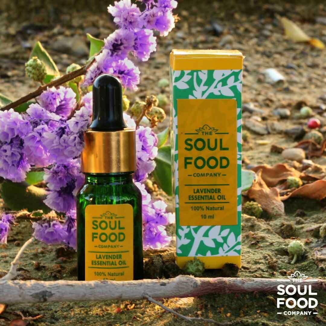 Lavender Essential Oil - 10ml
