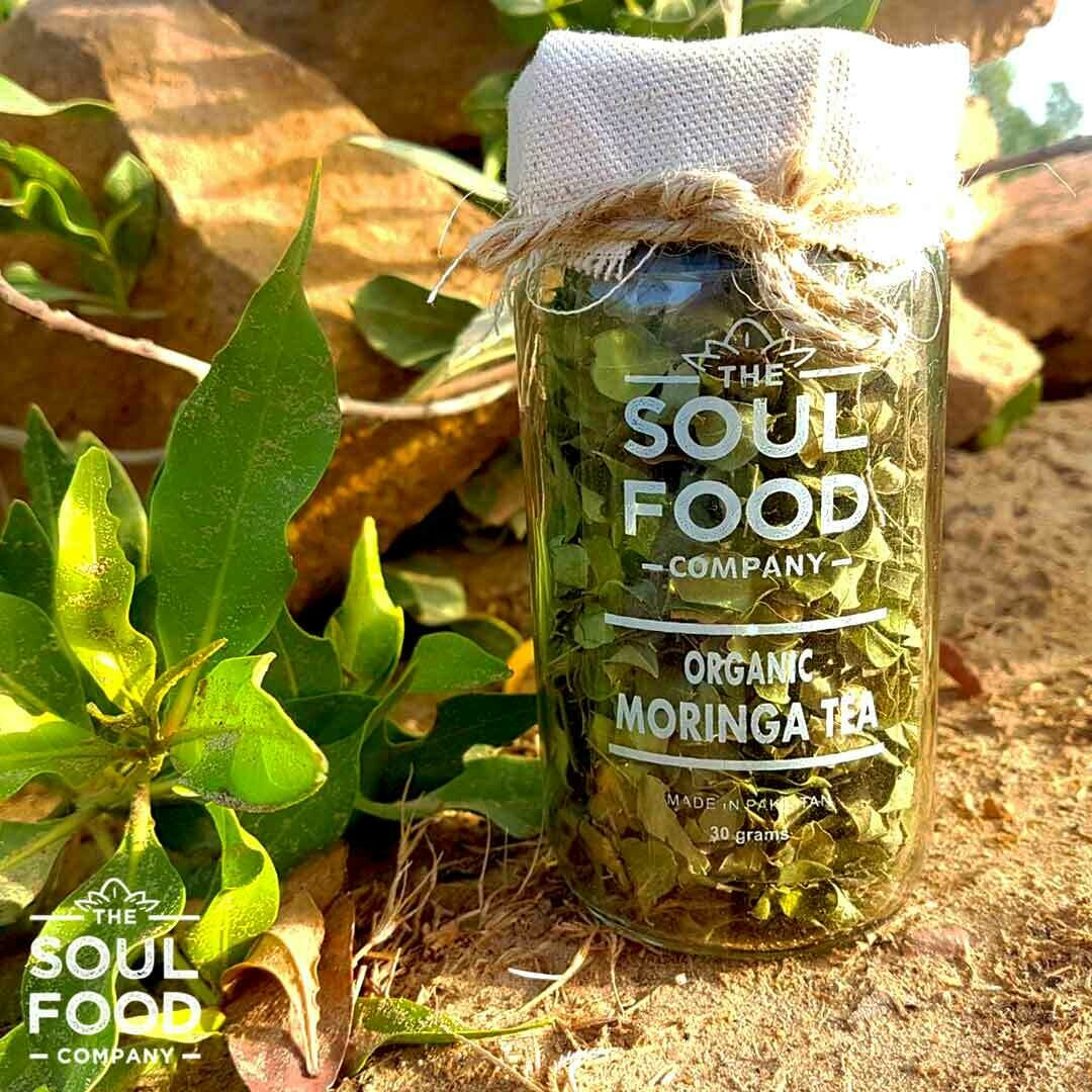 Organic Moringa Tea - 30g