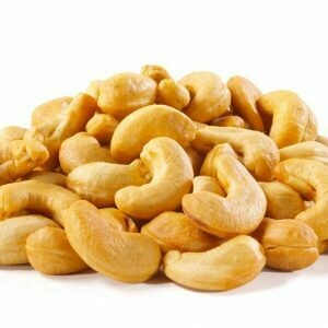 Cashew Nuts Salted - 250g