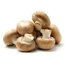 Brown Button Mushrooms - 250g