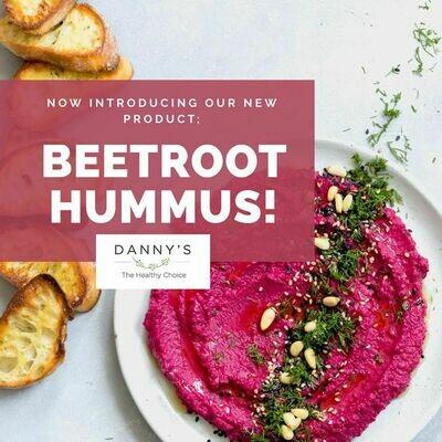 Beetroot Hummus - 200g