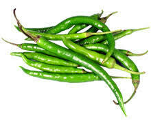 Green Thin Chilli / Patli Hari Mirch - 1000g
