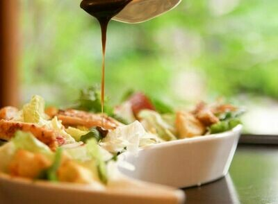 Balsamic Vinaigrette Salad Dressing - 130g