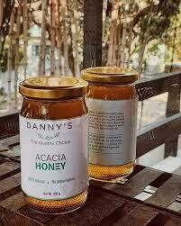 Natural Acacia Honey - 400g