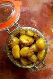 Garlic Achaar - 200g