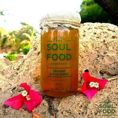Organic Acacia Honey - 485g