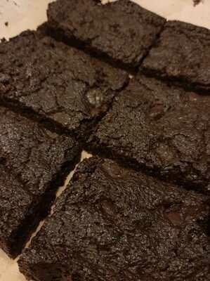 Vegan Fudge Brownies - 80g