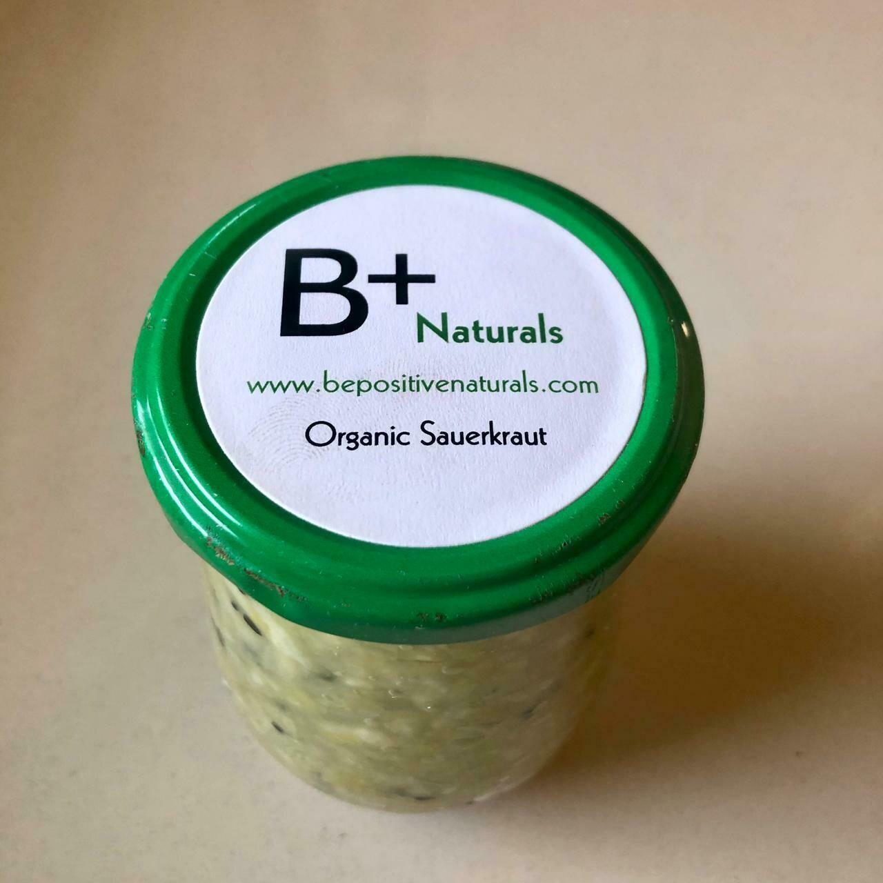 Organic Sauerkraut - 200g