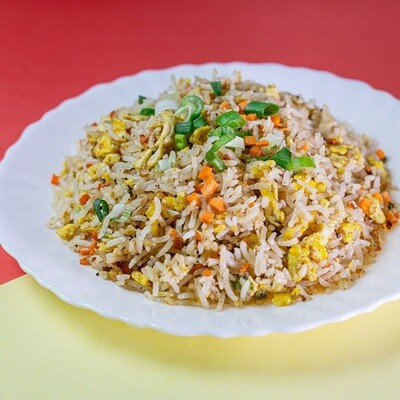 Egg Fried Rice - 2 Persons Serving