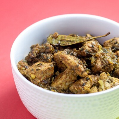 Methi Chicken Handi (Boneless) - 2 Persons Serving