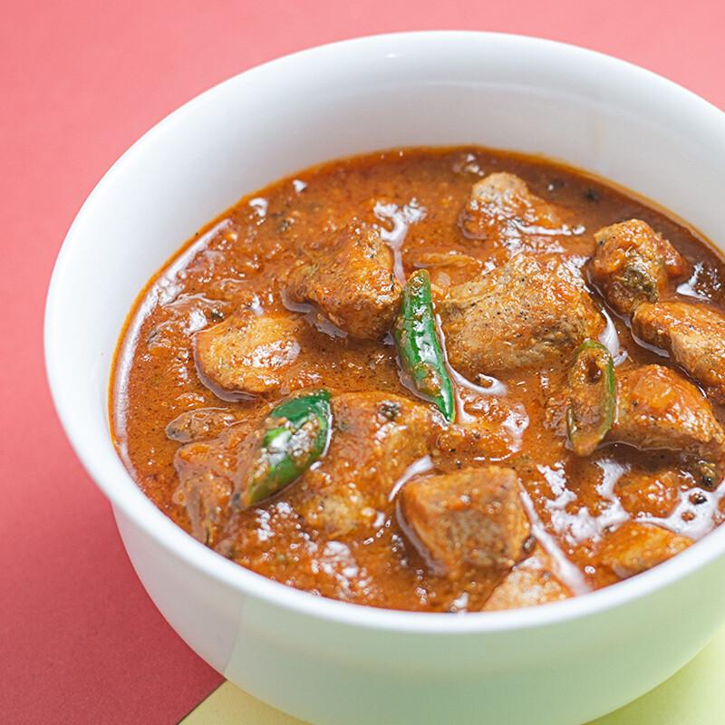 Tandoori Chicken Handi (Boneless) - 2 Persons Serving