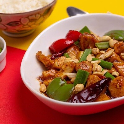 Kung Pao Chicken - 2 Persons Serving
