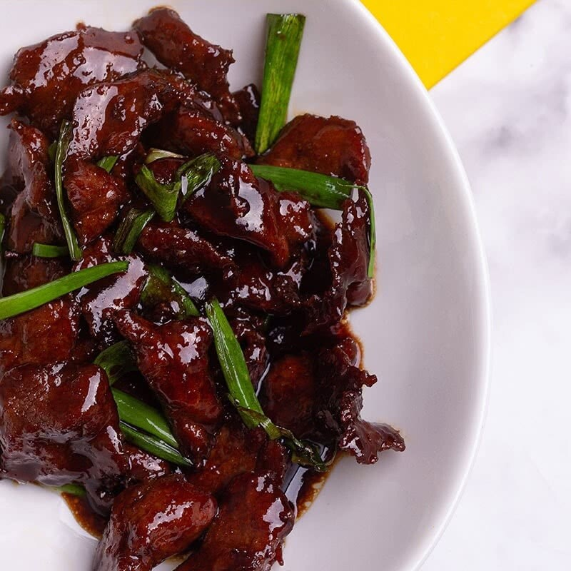 Mongolian Beef (Tenderloin) - 2 Persons Serving
