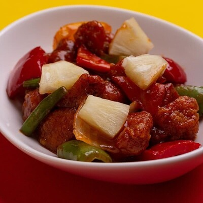 Sweet n Sour Chicken - 2 Persons Serving